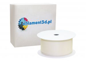 Filament PET 1,75 mm BIAŁY 200 g