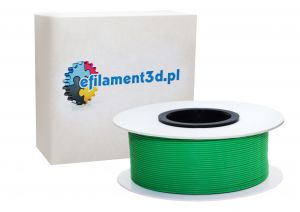 Filament ABS 1,75 mm CIEMNY ZIELONY 0,5 kg