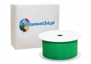 Filament ABS 1,75 mm CIEMNY ZIELONY 200 g