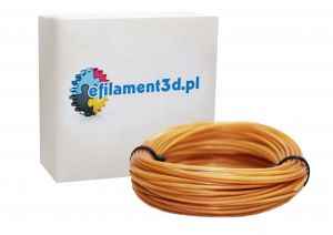 Filament PLA 1,75 mm NEW GOLD 100 g