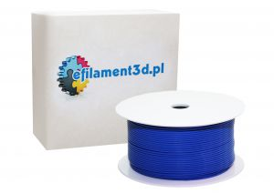 Filament ABS 1,75 mm NIEBIESKI 200 g