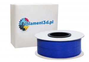 Filament ABS 1,75 mm NIEBIESKI 0,5 kg